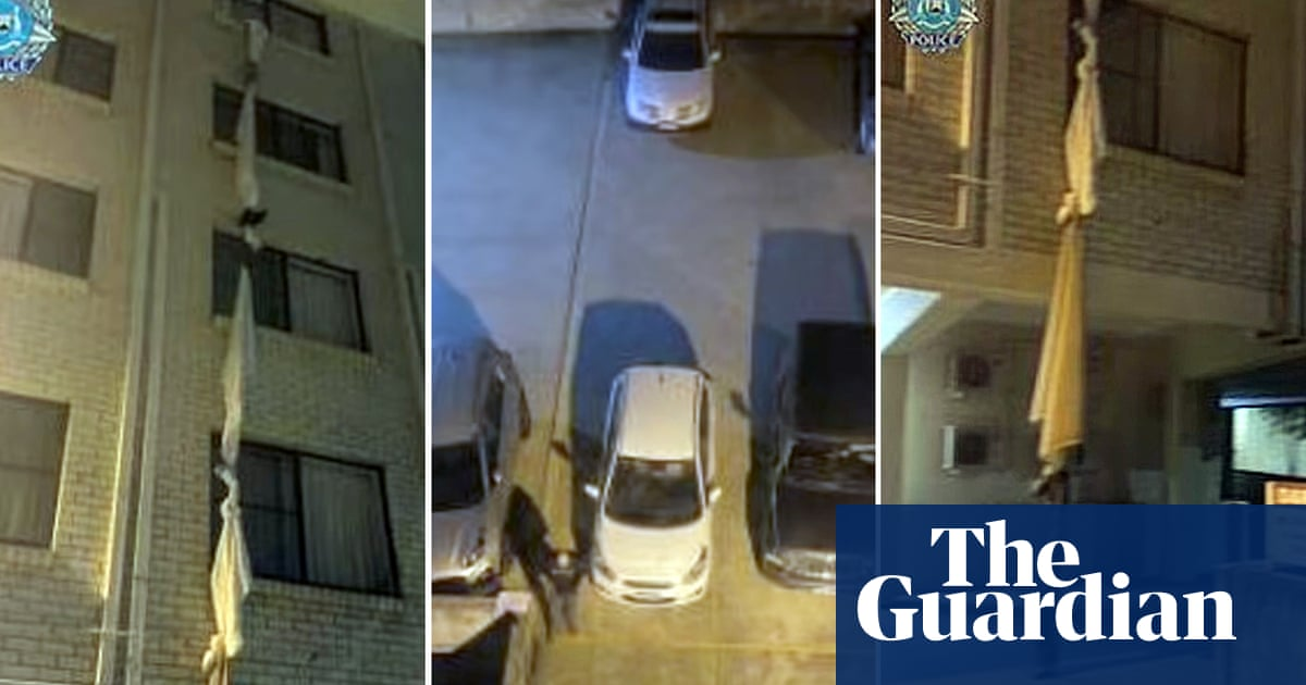 Man arrested after dramatic escape from Perth hotel quarantine