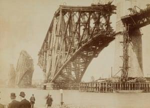 Forth Bridge, 1888