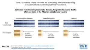 Impact of vaccines