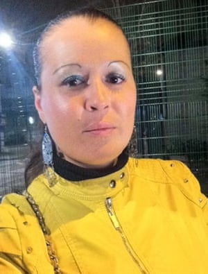 Mariana Popa, who was stabbed to death while working as a prostitute in Ilford, east London, in October 2013.