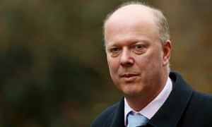 Chris Grayling is accused of creating 'conveyor belt' conditions in the privatised probation service when he was justice secretary.