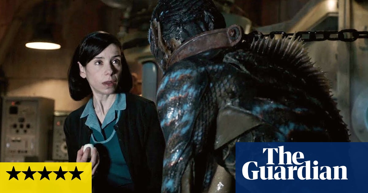 The Shape Of Water Review A Seductively Melancholy Creature