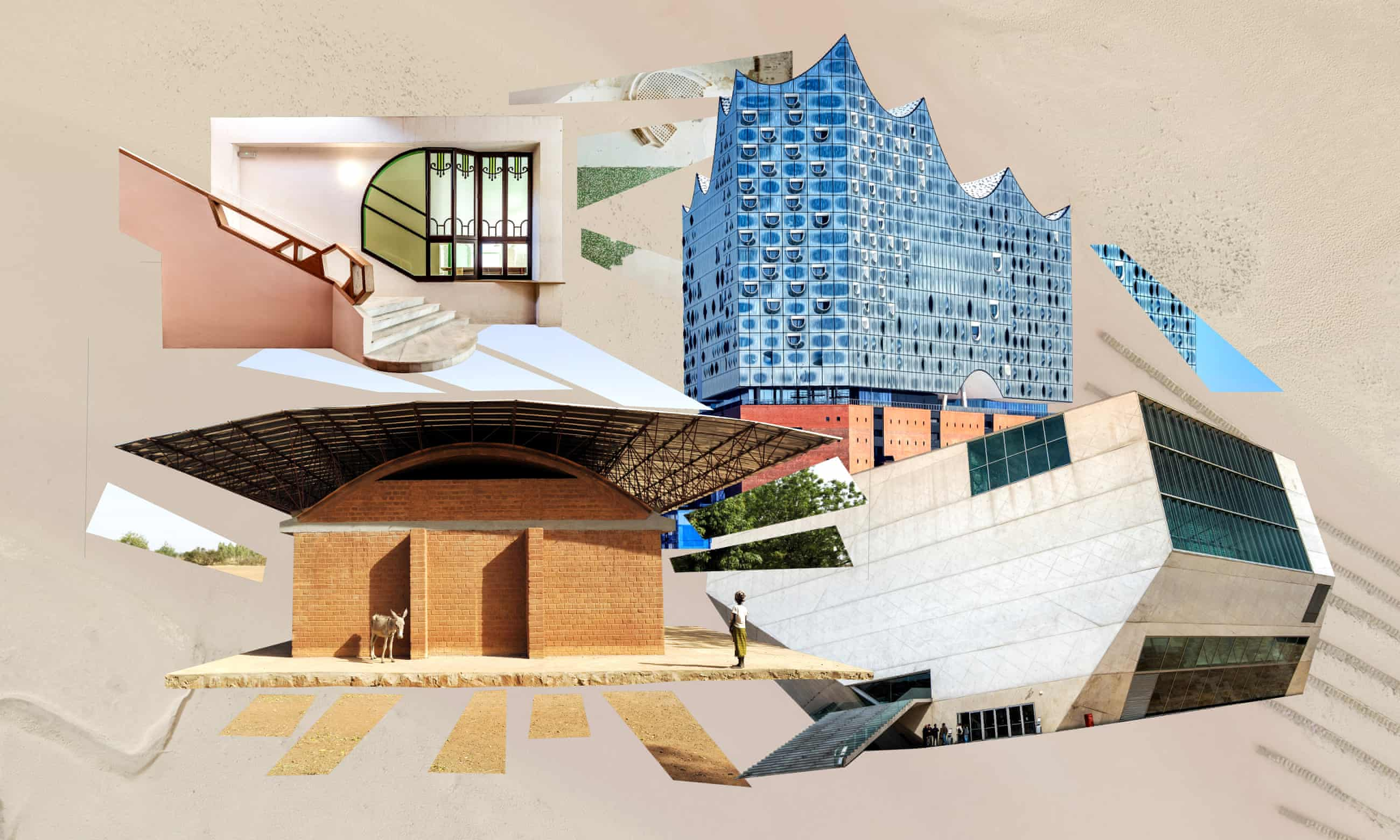 The best architecture of the 21st century