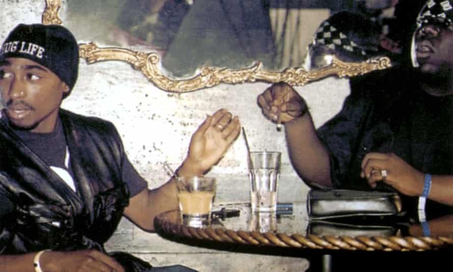 Puzzle ... Biggie and Tupac.