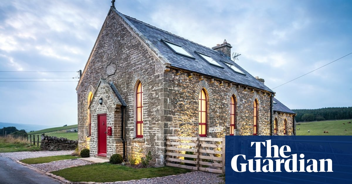 Heavenly stays: top 10 church and chapel conversions in the UK ...