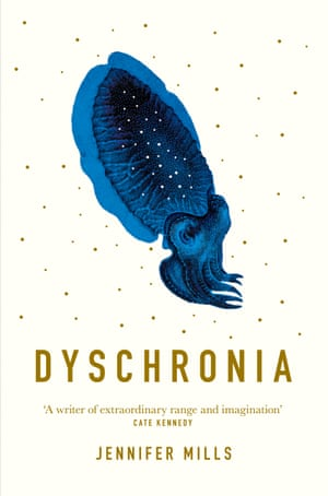 Cover image for Dyschronia by Jennifer Mills