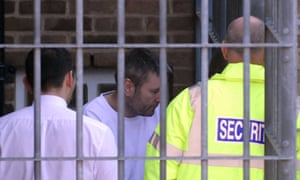 Black cab driver John Worboys is arrested in 2009.