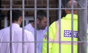 Worboys behind bars