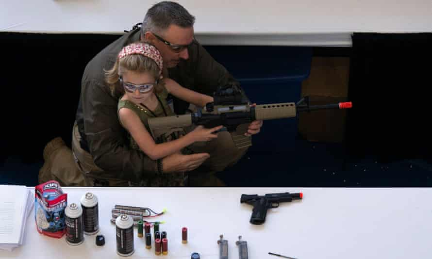 nra indoctrination