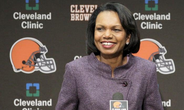 Det er langt bedre kvinnelige NFL-hovedtrenerkandidater enn Condoleezza Rice