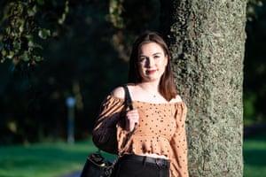 Megan, 17, Inverness.