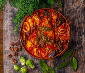 Nathan Outlaw's Fishmas stew