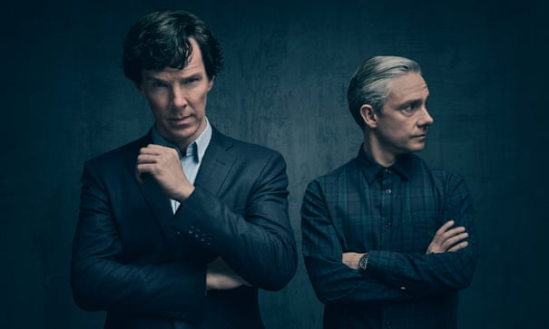 The return of Sherlock: 'Being a hero isn't about being