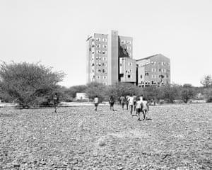 The mill, Pomfret Asbestos Mine, 2013