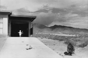 Garry Winogrand <br>Albuquerque, New Mexico, 1958