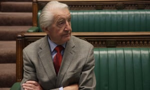 Dennis Skinner MP in the Commons