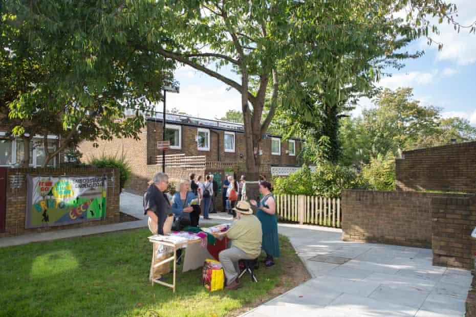 Cressingham Gardens, Lambeth: