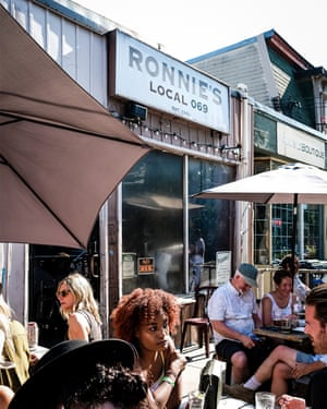 For no-frills and cheap beer, check out Ronnie's Local.