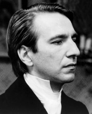 Rickman starred alongside Donald Pleasance, Nigel Hawthorne and Geraldine McEwan in the BBC TV serial The Barchester Chronicles.