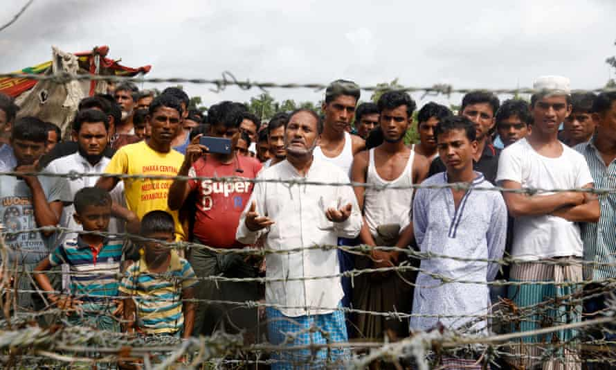 Aid agencies have warned that coronavirus could devastate Rohingya refugee camps at Cox Bazar, after two people tested positive to Covid-19.