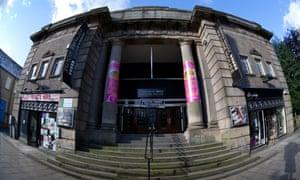 Hebden Bridge Picture House, cinema and arts venue