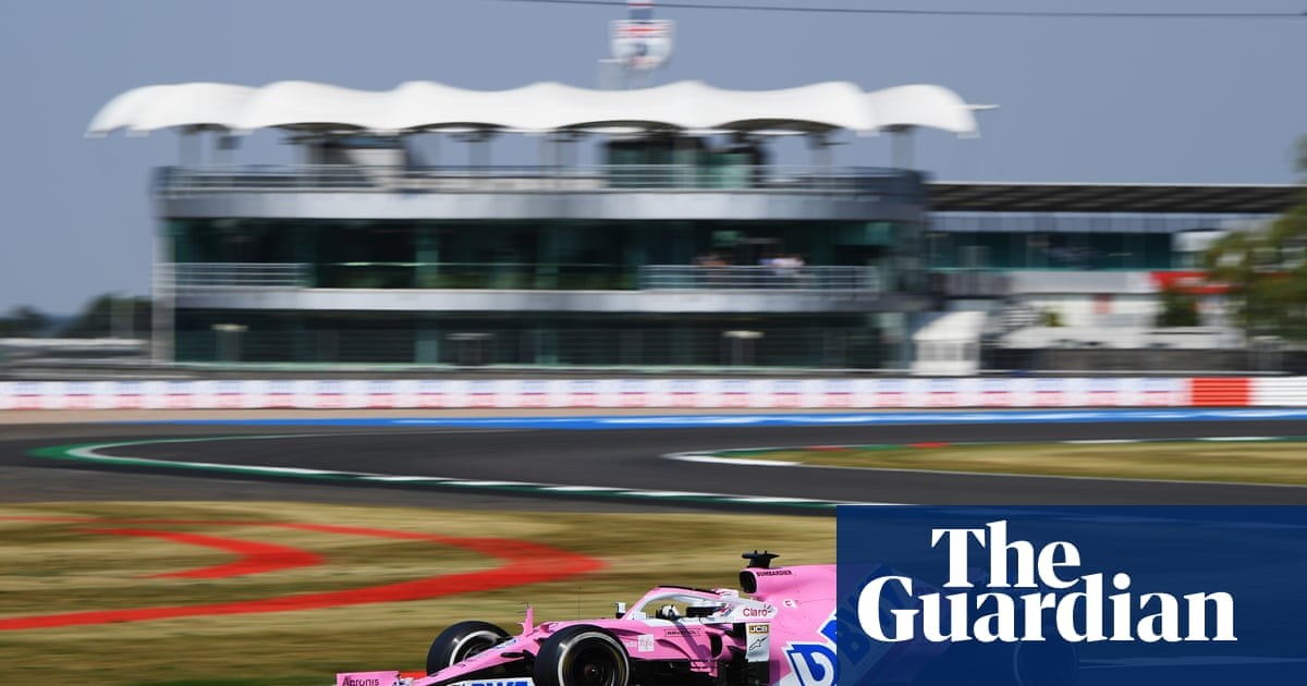 Racing Point launch appeal against Mercedes car copying fine