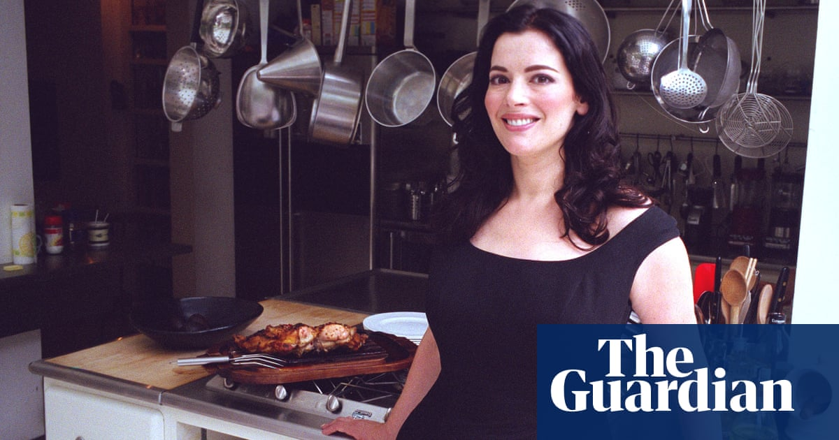 kitchen revolution how nigella lawson changed food writing books the guardian. Black Bedroom Furniture Sets. Home Design Ideas