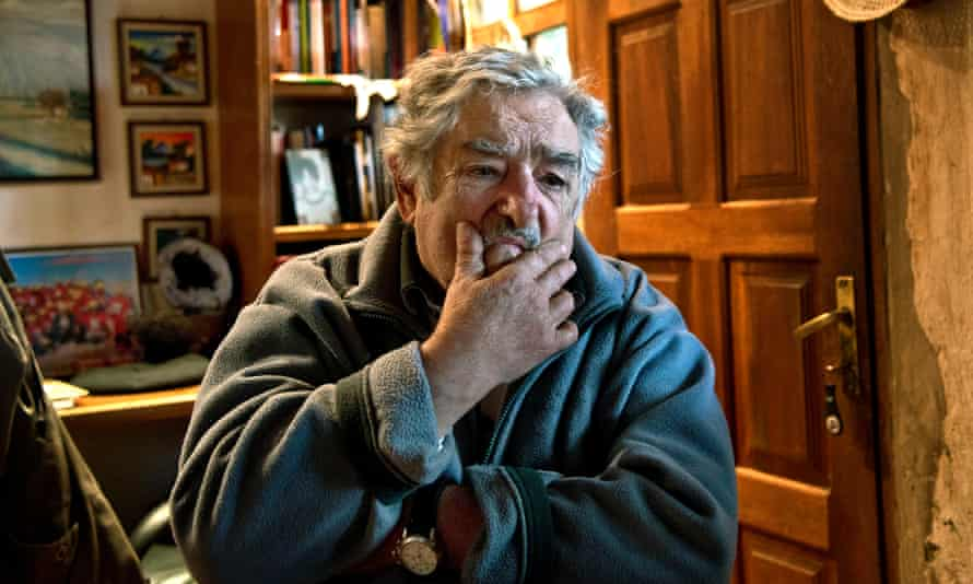 Former Uruguayan president Jose Mujica saw cannabis legalisation as a way to tackle drug cartels.