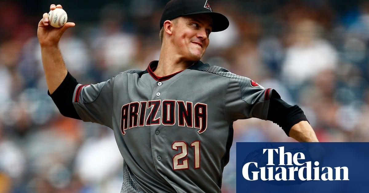 Houston Astros Acquire Zack Greinke In Stunning Deadline