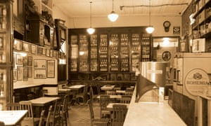 Cool and classic ... Bar do Gomez is the Rio watering hole straight out of central casting.