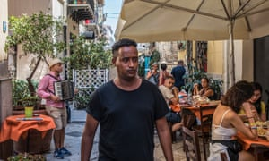 Medhanie Tesfamariam Berhe is now a free man living in Palermo, Sicily
