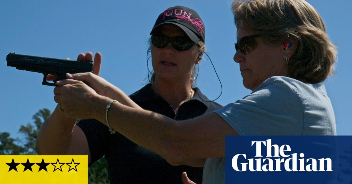 Weapon of Choice review – chilling portrait of a 'top gun'