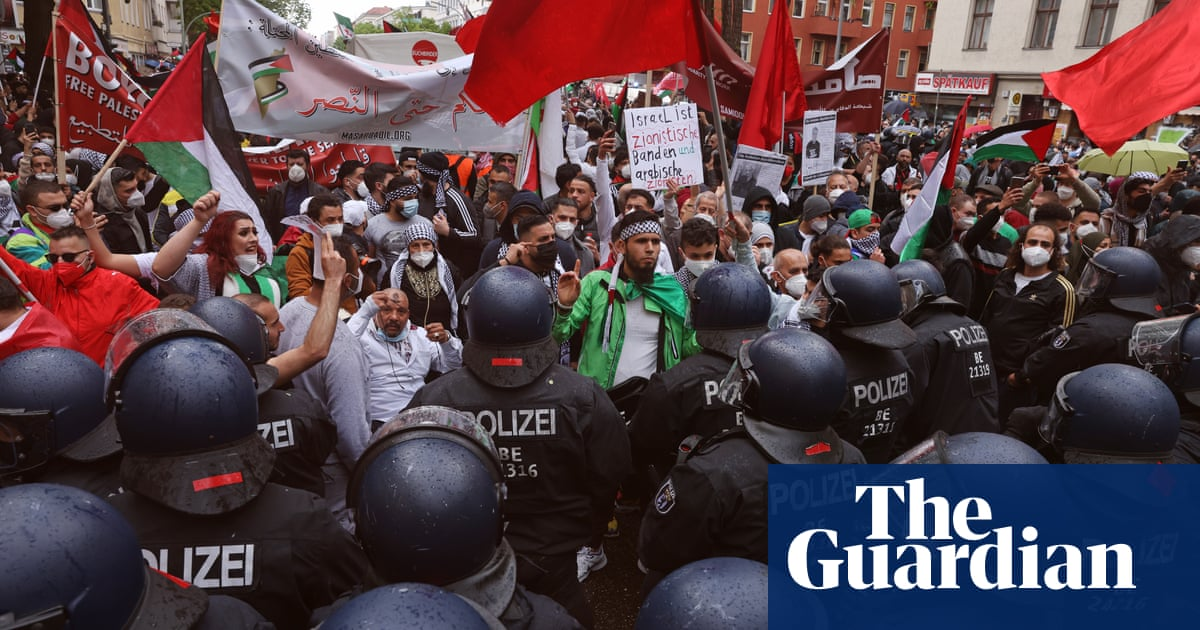 Anti-Israel protests in Germany prompt calls for antisemitism crackdown