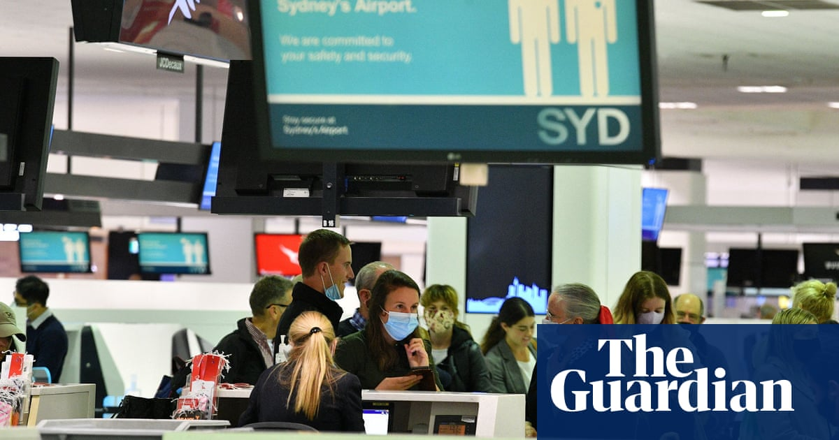 Australian 'digital seal' to prove Covid vaccine status for travel 'ready in weeks'