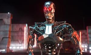 Hasta la vista: A Terminator