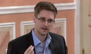 Edward Snowden … a pawn for Putin?