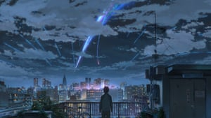 Your Name by Makoto Shinkai.
