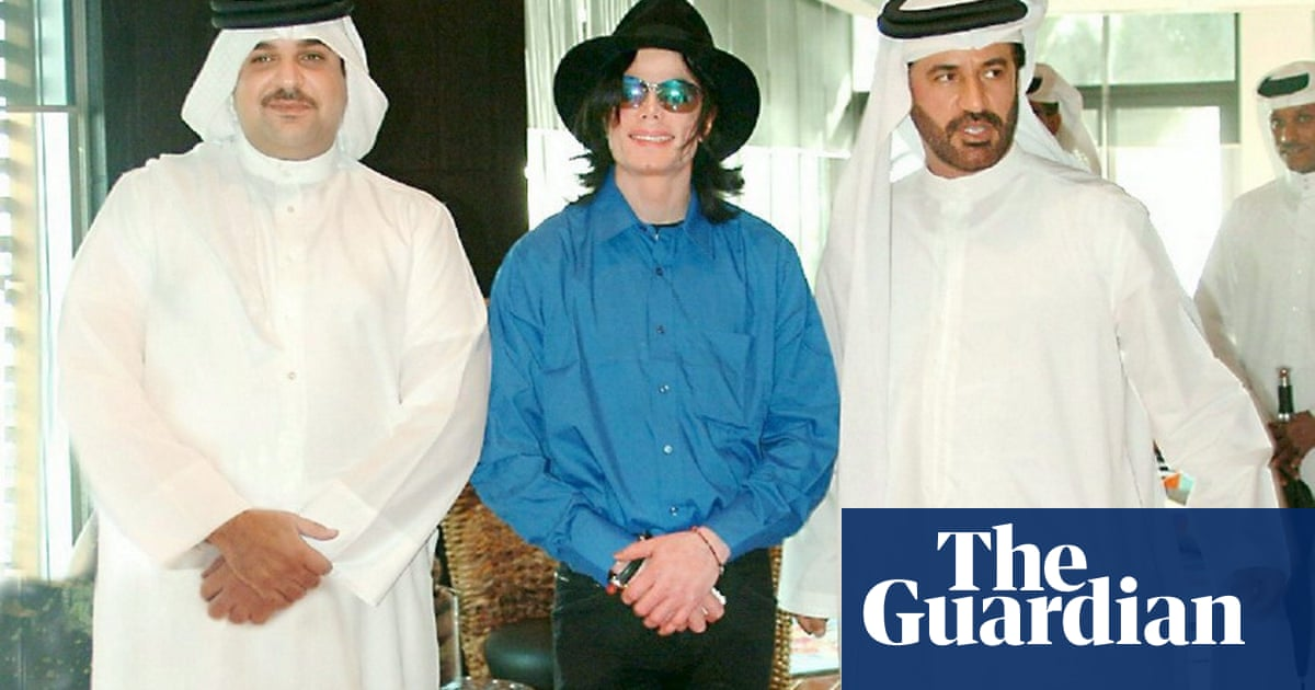 'We wanted to make history': Michael Jackson's bizarre year in Bahrain