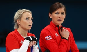 Disappointment for the Great Britain's women's curling team after a controversial decision leads to Sweden defeat.