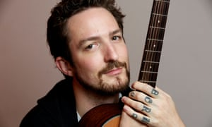 'I wanted to play thrash metal – but it's difficult' … Frank Turner.