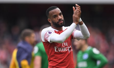Will Alexandre Lacazette's despondency with Arsenal's Premier League form drive him to Barcelona?
