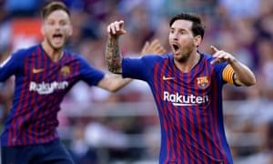 La Liga: boring, uncompetitive and all that  Hang on …   Sid