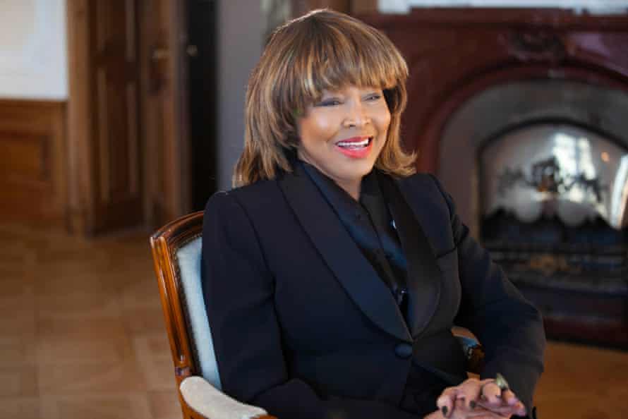 Tina Turner in the doc Tina