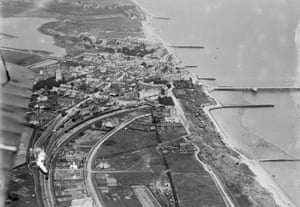 Walton-on-the-Naze and the Tendring Hundred Railway, 1920