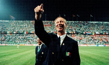 Jack Charlton's courage shone through as he faced his 'greatest challenge' | Paul Doyle