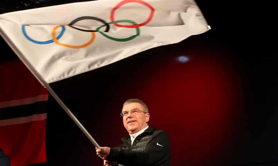 Thomas Bach IOC president