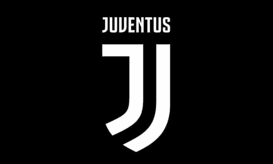 The new Juventus logo.