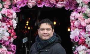 'Fire and ferocity' … standup and TV celebrity Paul Sinha.