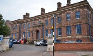 Exeter prison.