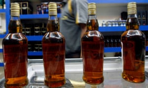 Deaths from illegally brewed alcohol are common in India because the poor cannot afford licensed brands.